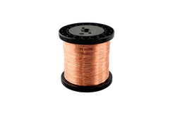 Kupfer-Draht CW004A (E-Cu) 0,8 mm weich R200 Spule 2,5 kg