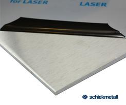 Alu-Blech EN-AW 5754 (AlMg3) 3,0x1250x2500 mm H12/22 + Laserfolie