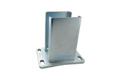 Stahl verzinkt Konsole für Steher 100x100 mm