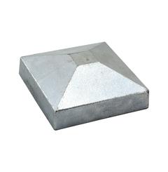 Alu Deckel für Steher 100x100 mm