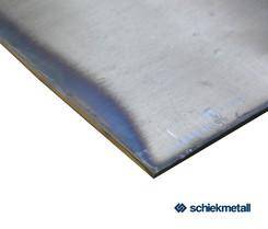 Blei-Blech (Pb 99,9) 4,0x1000x2000 mm weich DIN59610 in Tafel