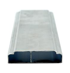 Lattenprofil EN-AW 6060 (AlMgSi0,5) 75x18 mm gepr. T66 EN755-9 EZL6,5 m