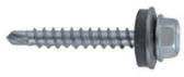 A2-Dicht-Schraube JT3-6-5,5x90 E16 VE 50 Stk. Schraubenkopf SW8