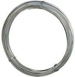 Blitzschutzdraht (E-AlMgSi0,5) 8 mm weich (F10-12) Ringe ca. 20 kg